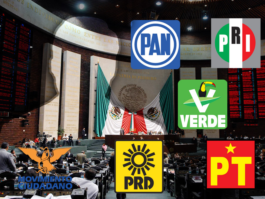 Candidaturas diputados federales Oaxaca