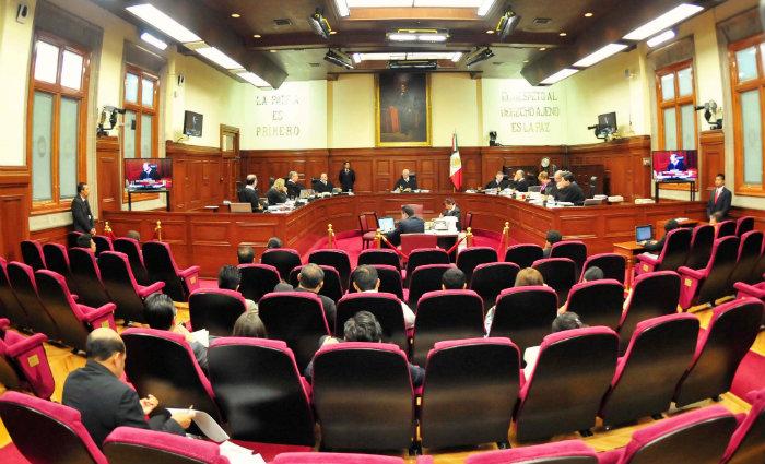 Supremas Corte de Justicia de la Nación
