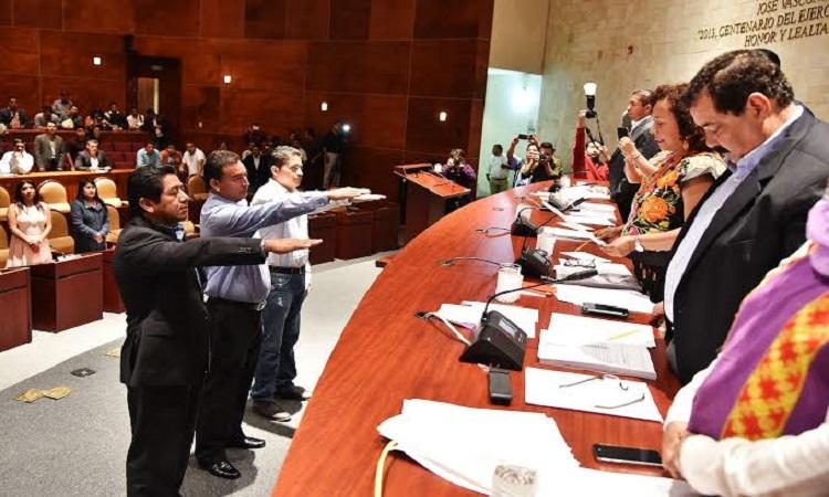 Consejo Estatal de Sistemas Normativos Electorales Indígenas