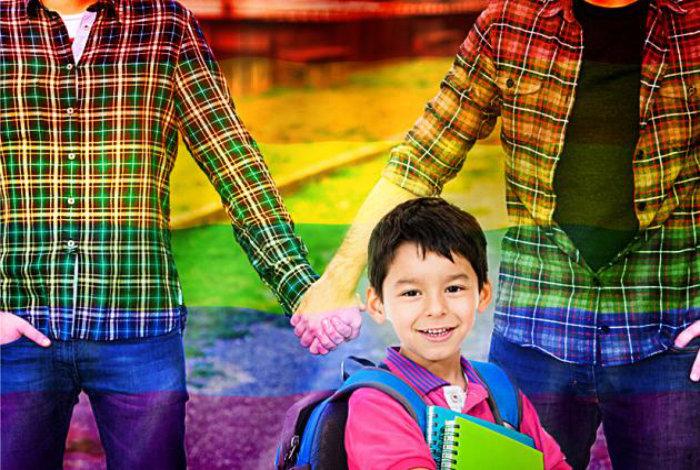 parejas gays no pueden adoptar