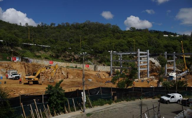CCCO en construcción
