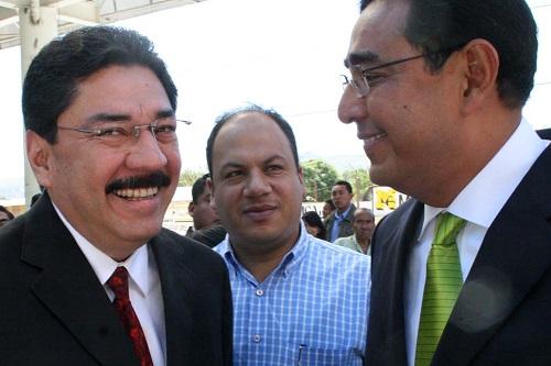 Bulmaro Rito Salinas y Ulises Ruíz Ortiz