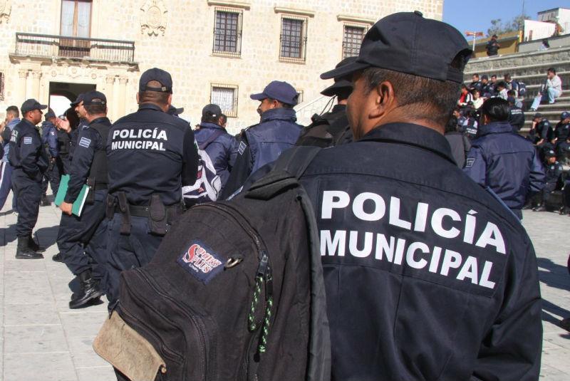 Policía Munipal