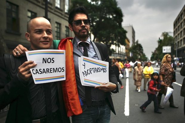 Mexico Gay Adoptions