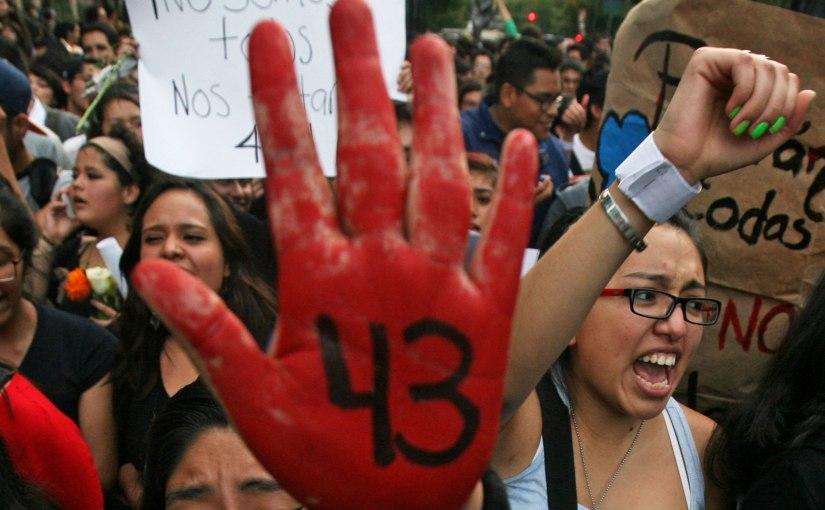 Irremediable, que la CIDH fije la responsabilidad internacional de México por los 43 deAyotzinapa