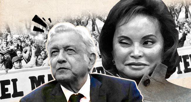 CNTE, Sección 22, Elba Esther y AMLO: en Oaxaca son una combinaciónimposible