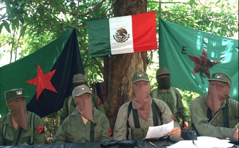 2018: Estos también son tiempos de expresiones de la lucha armadamexicana