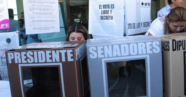 Sin mayorías —ni ideologías— definidas, las elecciones en México se decantan por el votoútil