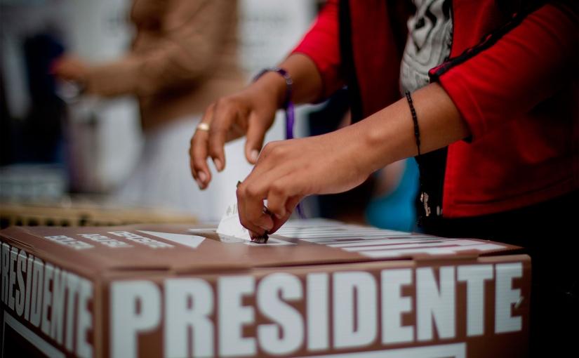 Sin voluntad y trabajo, las campañas en Oaxaca quedarán eclipsadas ante la carrerapresidencial