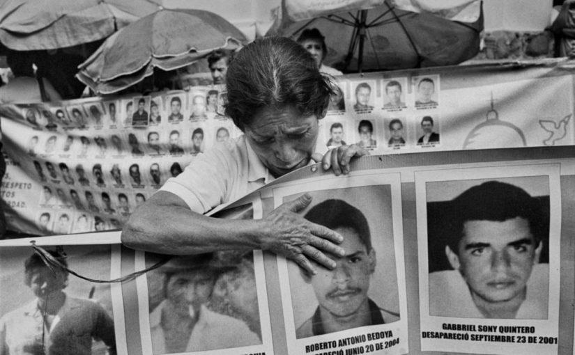 Encarar la desaparición forzada de personas, será uno de los temas ineludibles para el próximogobierno