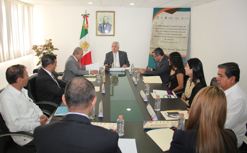 Oaxaca se consolida en perspectiva de género: BolasCacho