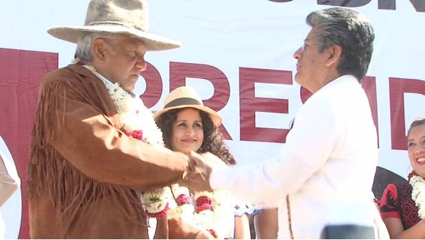La renuncia de Martínez Neri al PRD, es un acto de repudio por la colonización ulisista a esePartido