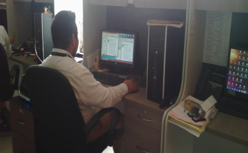 PJE inspecciona incio de operaciones del centro de justicia deTuxtepec