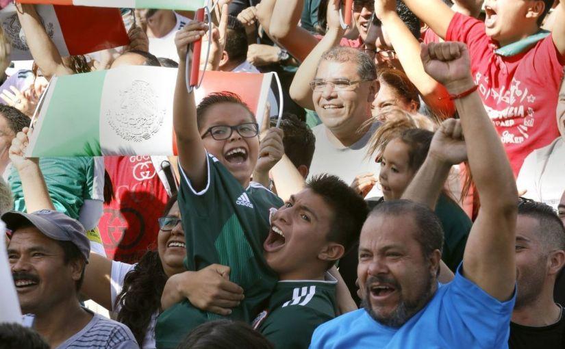 ¿El resultado de un partido de futbol es suficiente para modificar el ánimonacional?