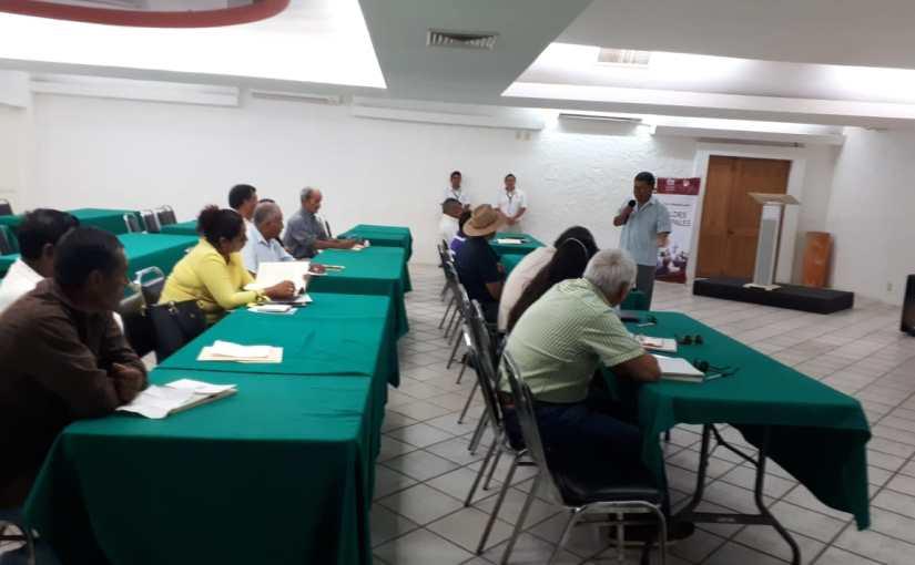 Realiza Poder Judicial, jornada de capacitación para alcaldes delIstmo