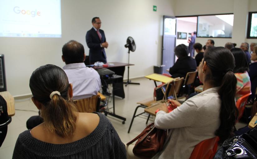 """Imparten curso a personal del PJEO sobre """"La psicología jurídica en eldivorcio"""""""