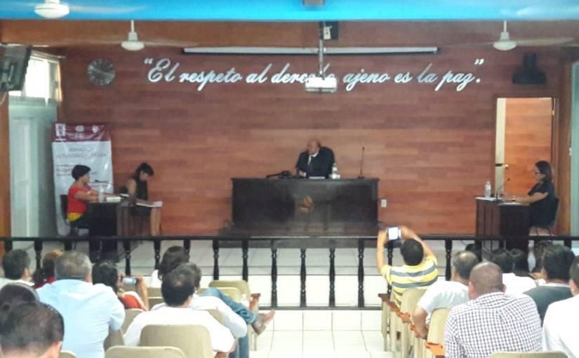 Lleva Poder Judicial del Estado capacitación a losabogados
