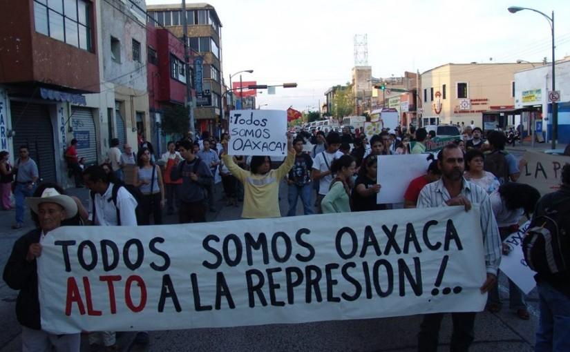 Oaxaca de Juárez, un epicentro social sin proyecto ni liderazgosidentificables