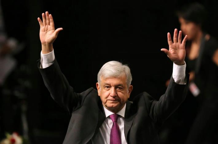 A pesar de las dudas, México sí estaba preparado para el arribo del supuesto 'candidatoantisistema'