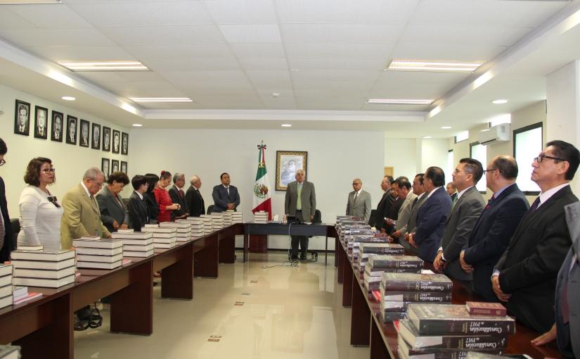 Clausura Poder Judicial del Estado, primer periodo ordinario desesiones