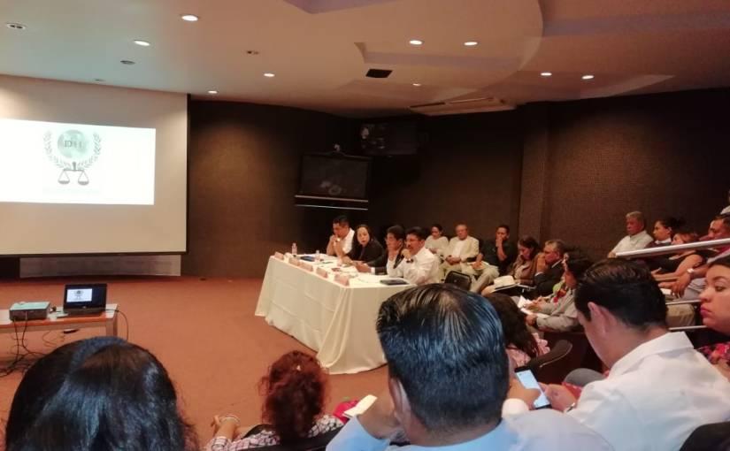 PJEO realiza foro sobre derechosindígenas