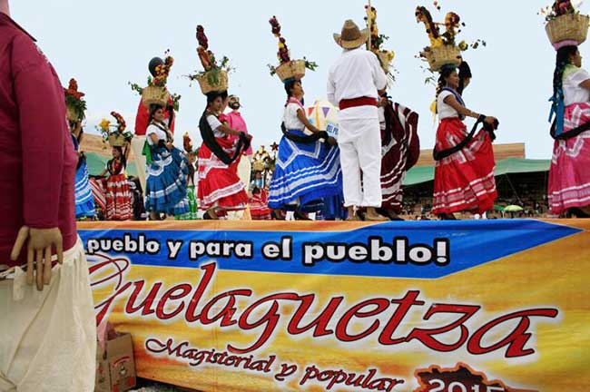 Guelaguetza: marca registrada