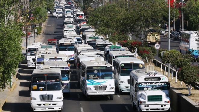 Pulpo camionero en Oaxaca: sector voraz que ha ahuyentado todos intentos decambio