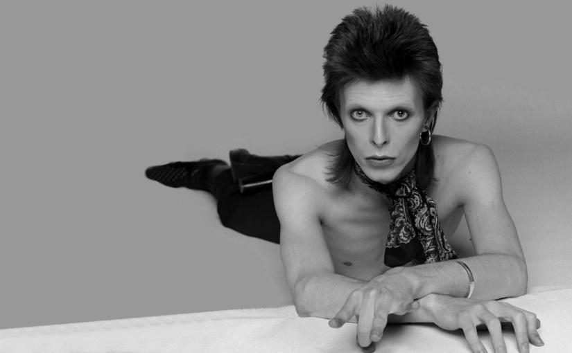 Cuando David Bowie unió la música y la cienciaficción