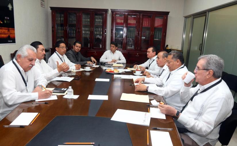 Nombran a Bolaños Cacho coordinador de gestión de CONATRIB ante comisiones delSenado