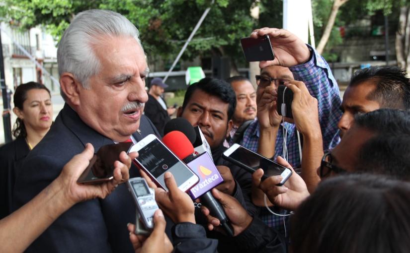 Asiste el magistrado Bolaños Cacho  la XIII asamblea ordinaria de laAMIJ