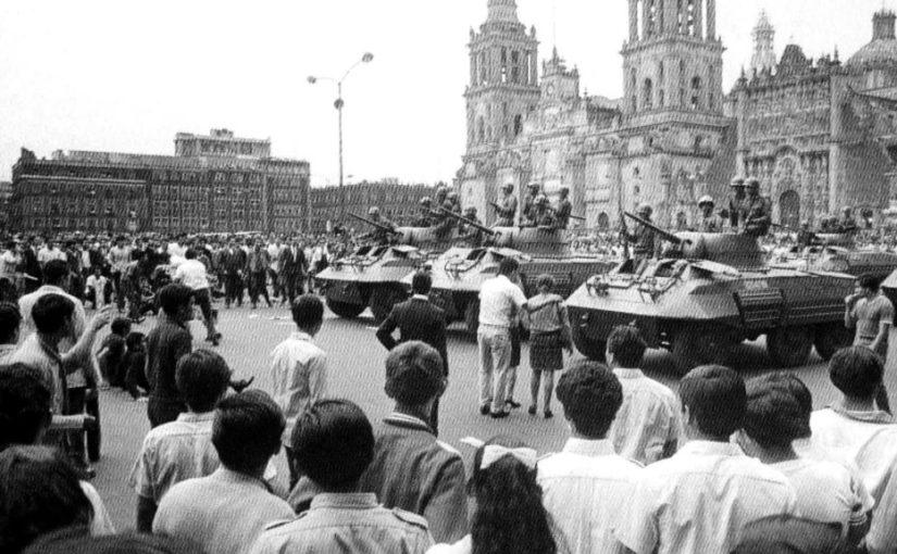 Medio siglo después, pareciera que la larga transición mexicana no sabe para dóndeva…