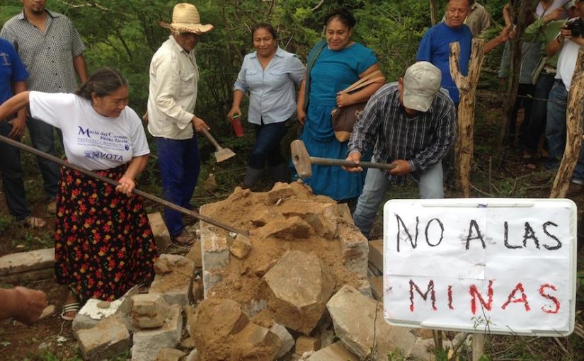 Contra la minera