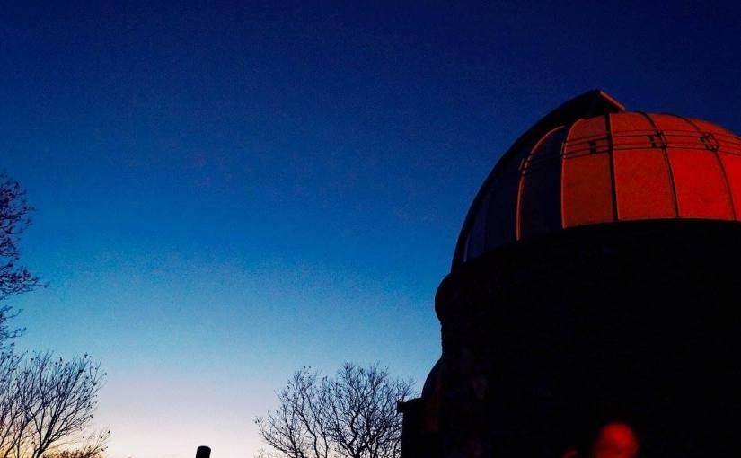 Alunizaje en elobservatorio