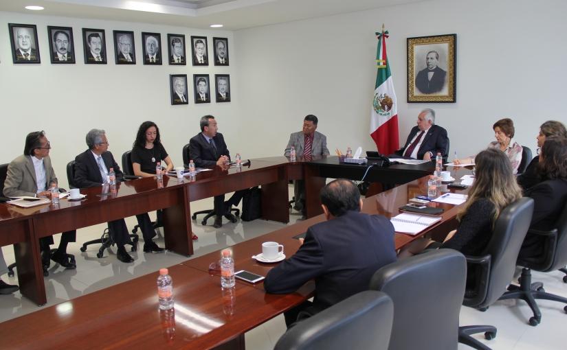 Destaca Embajada de EU avances de Oaxaca en justiciaadversarial