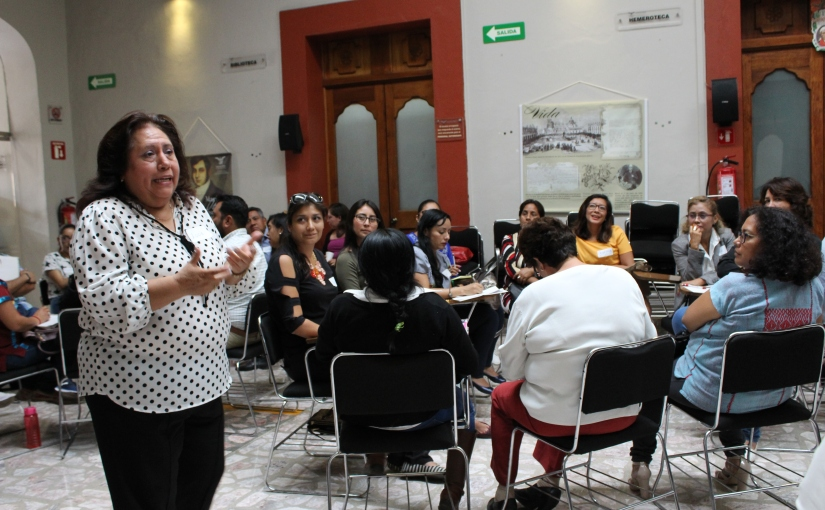 Actualizan en perspectiva de género a personal del PoderJudicial