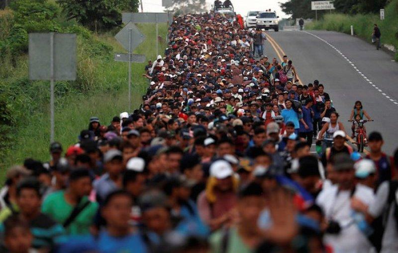 Migrantes abusivos