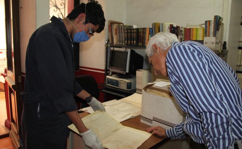 El archivo histórico de PJEO estrenará instalaciones en el2019