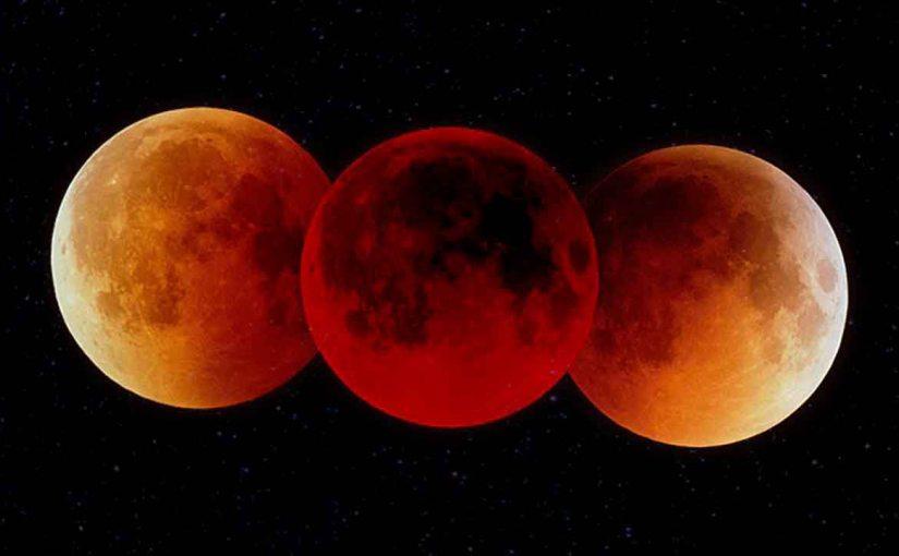 Súper eclipse deluna