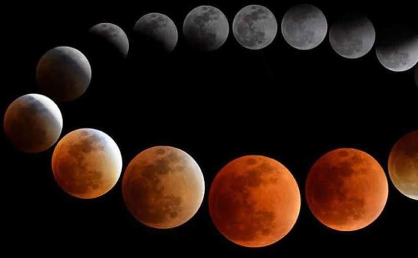 Súper eclipse mañana