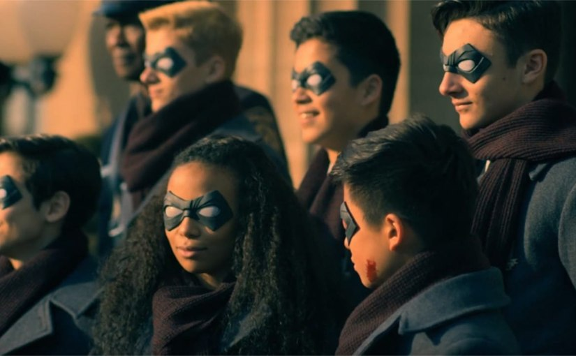 """The Umbrella Academy"": Entre aprobaciones y escupitajos"