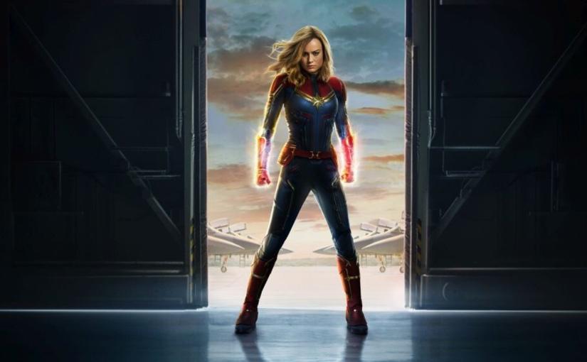 Capitana Marvel… ¿qué demonios fueeso?