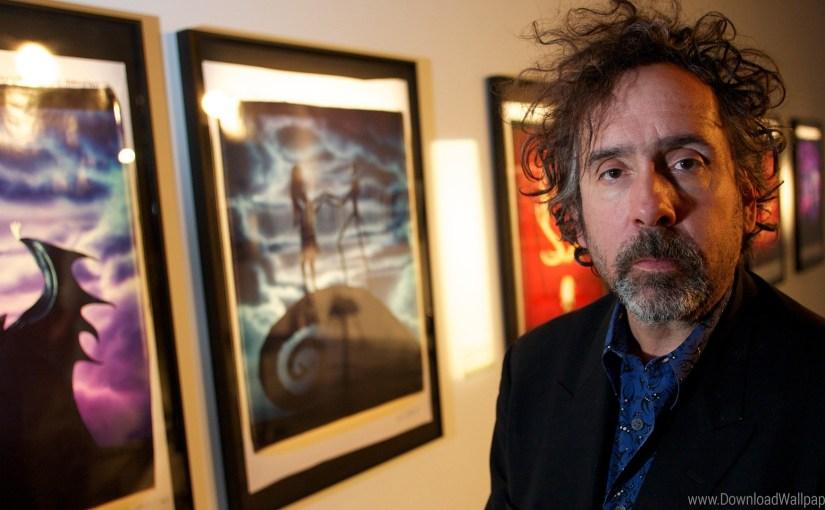 Tim Burton: de idolatrado aparia