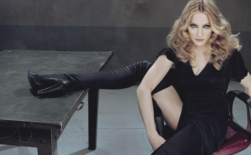 ¿Por qué Madonna? ¡¿Porqué?!