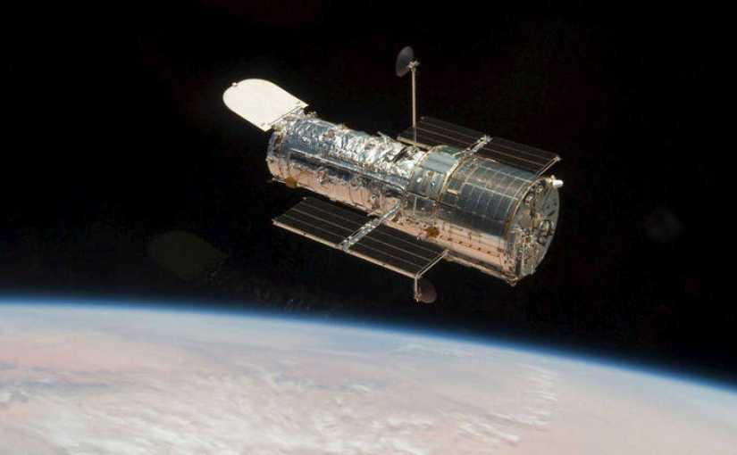 Aniversario del Hubble