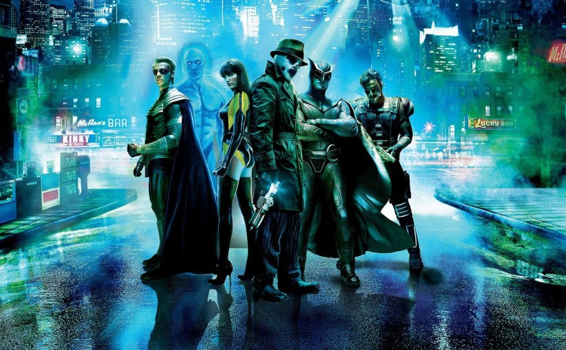 HBO lanza avance de la serie de Watchmen… ¿qué nosespera?