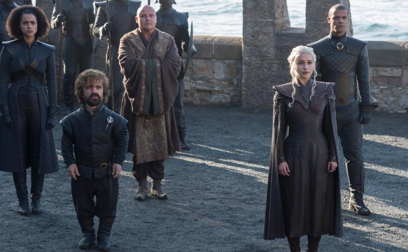 """El final de """"Game Of Thrones"""" y el 'tren delmame'"""