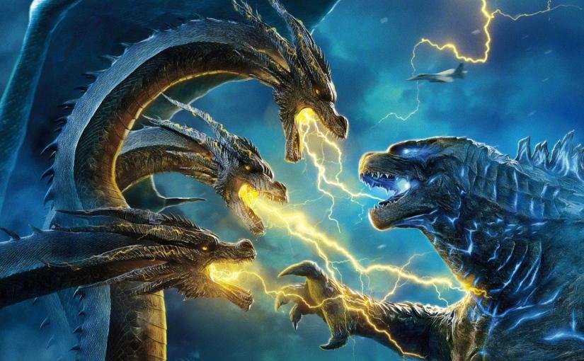 """""""Godzilla II: El rey de los monstruos"""": otra vez público contracrítica"""