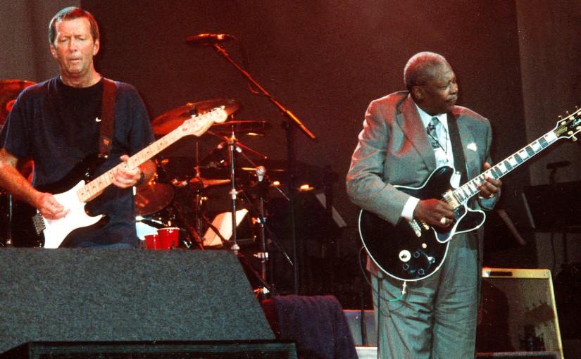 Cuando Eric Clapton y B. B. King coincidieron en undisco