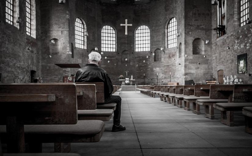 Pierde religión creyentes