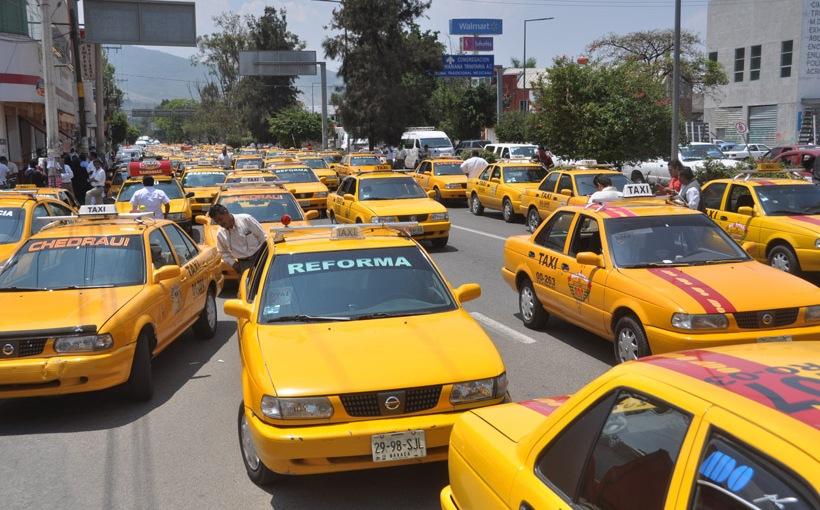 Urge Uber enOaxaca